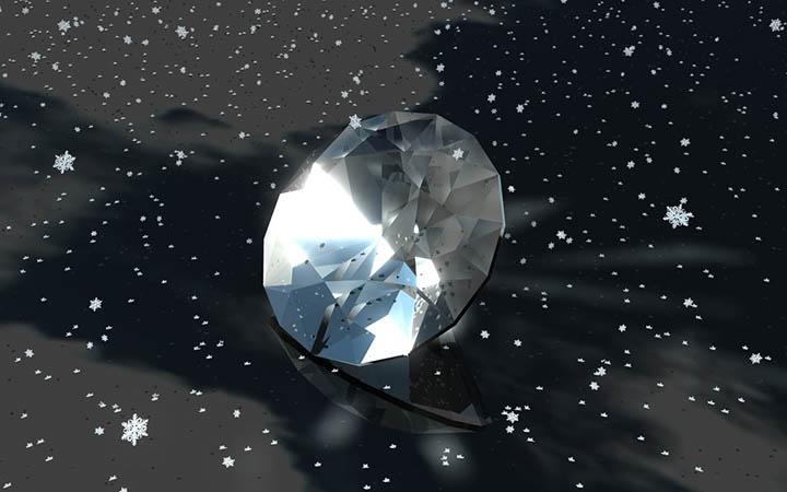 Плотность алмаза и ее особенности