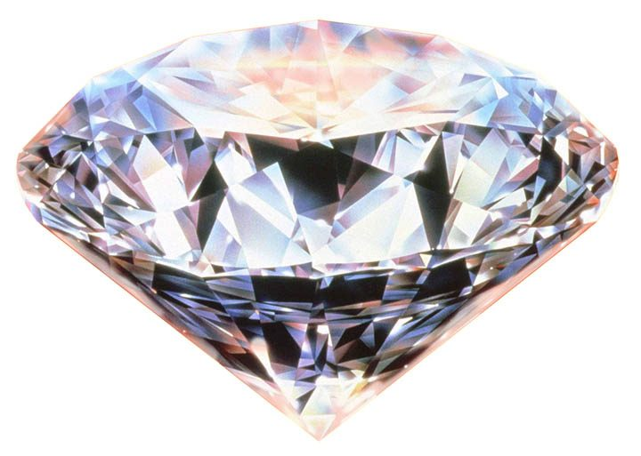 Сверкание алмаза