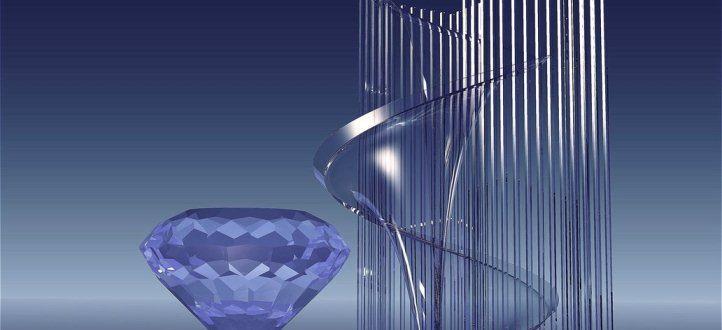Химические свойства алмаза и от чего они зависят