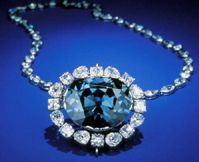 Алмаз (бриллиант) Сердце океана