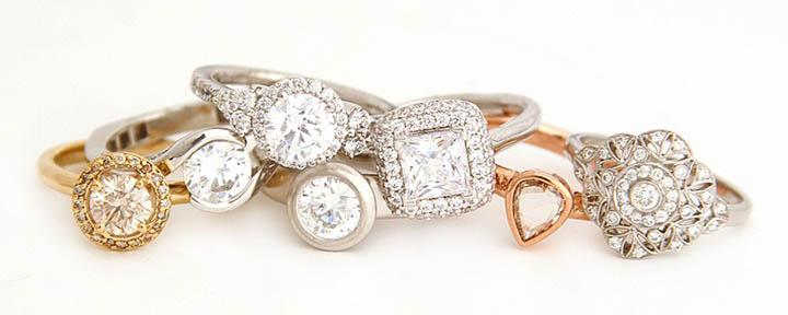Как выбрать бриллиант правильно