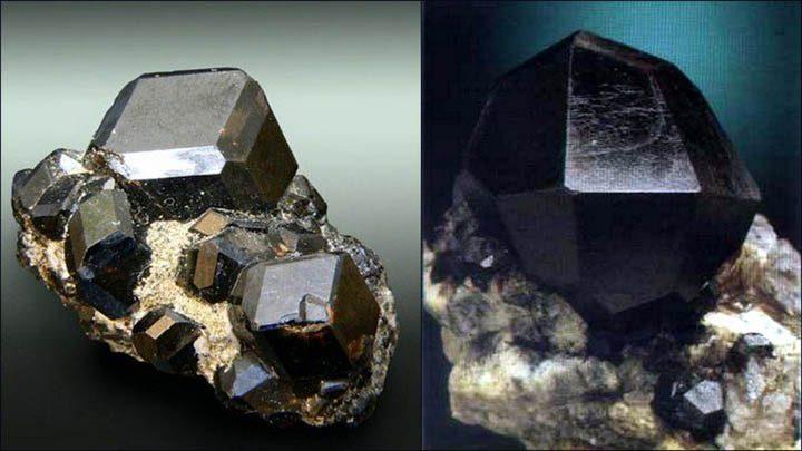 Черный бриллиант (алмаз)