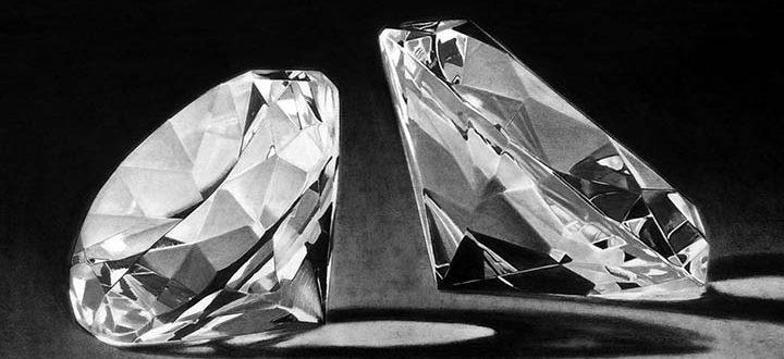 Как выглядит алмаз: все цвета камня