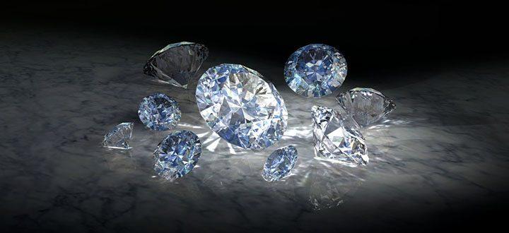 Как в природе образуются алмазы