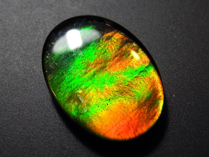 аммолит камень кабошон