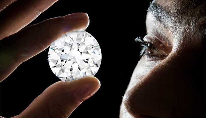 Размер бриллианта в 1 карат в мм