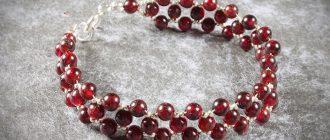 Гранат камень: магические и лечебные свойства