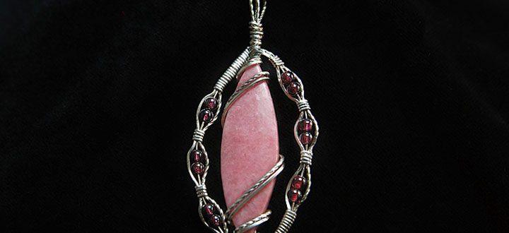 Розовый гранат: магические и лечебные свойства камня
