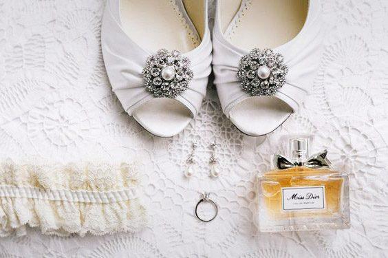 можно ли на свадьбу одевать жемчуг невесте