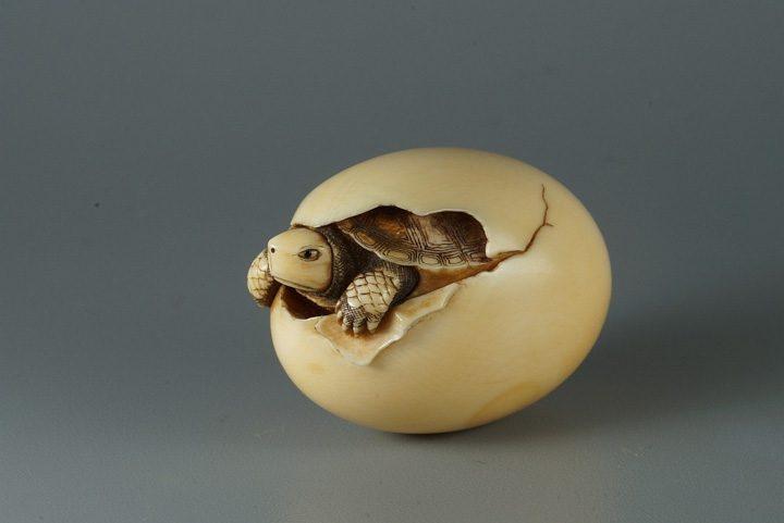 Фото Нэцке: традиционная миниатюра Японии