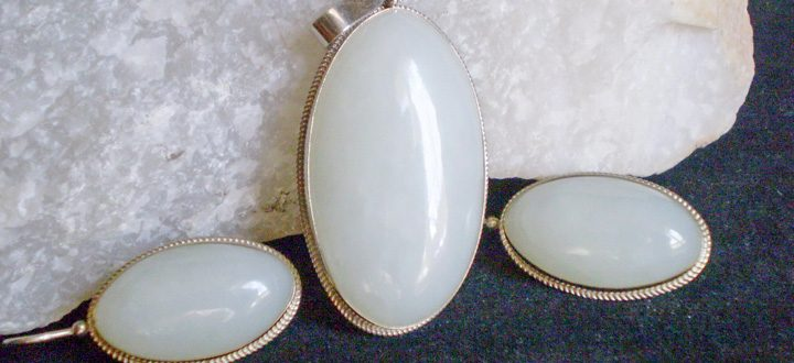 Белый нефрит и его тайные свойства