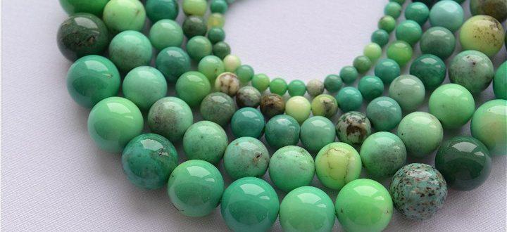 Зеленый опал: удивительные свойства камня