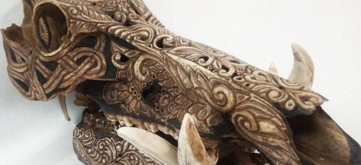 Резьба по кости: красивые фото и история направления искусства