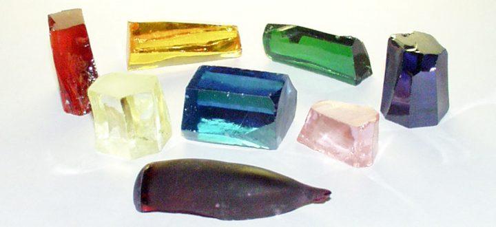 Выращивание кристаллов рубина в домашних условиях