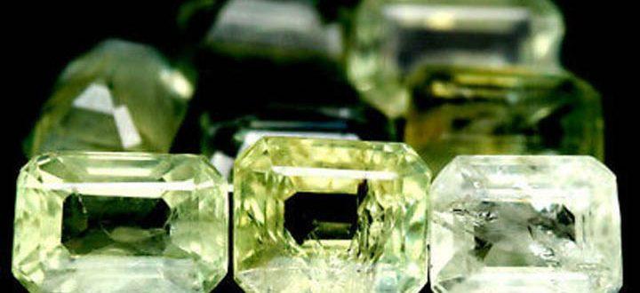 Зеленый сапфир: фото и свойства камня