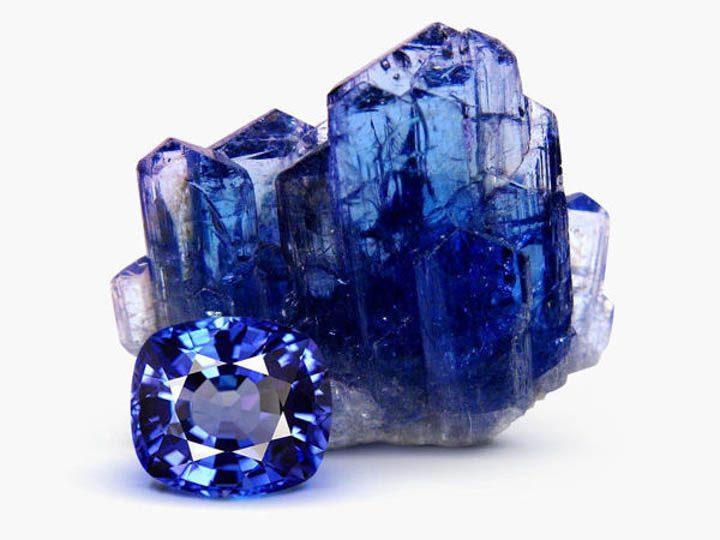 Танзанит камень: магические свойства и значение