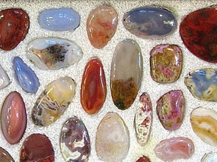 Халцедон камень фото
