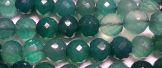 Хризопраз камень - красивый минерал